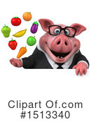 Pig Clipart #1513340 by Julos