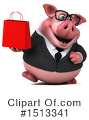 Pig Clipart #1513341 by Julos