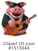 Pig Clipart #1513344 by Julos