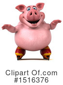 Pig Clipart #1516376 by Julos