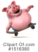 Pig Clipart #1516380 by Julos