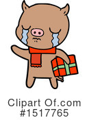 Pig Clipart #1517765 by lineartestpilot