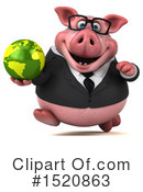 Pig Clipart #1520863 by Julos