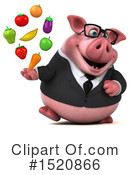 Pig Clipart #1520866 by Julos