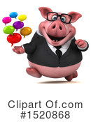Pig Clipart #1520868 by Julos