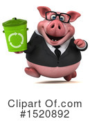 Pig Clipart #1520892 by Julos