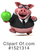 Pig Clipart #1521314 by Julos