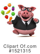 Pig Clipart #1521315 by Julos