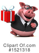 Pig Clipart #1521318 by Julos