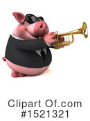 Pig Clipart #1521321 by Julos