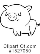Pig Clipart #1527050 by lineartestpilot