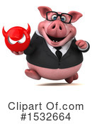 Pig Clipart #1532664 by Julos