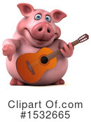 Pig Clipart #1532665 by Julos