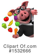 Pig Clipart #1532666 by Julos