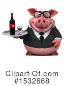 Pig Clipart #1532668 by Julos