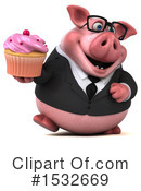 Pig Clipart #1532669 by Julos