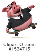 Pig Clipart #1534715 by Julos