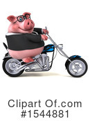 Pig Clipart #1544881 by Julos