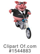 Pig Clipart #1544883 by Julos
