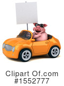 Pig Clipart #1552777 by Julos