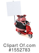 Pig Clipart #1552783 by Julos