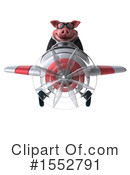 Pig Clipart #1552791 by Julos