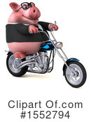 Pig Clipart #1552794 by Julos