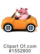 Pig Clipart #1552800 by Julos