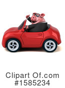Pig Clipart #1585234 by Julos