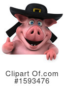 Pig Clipart #1593476 by Julos
