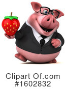 Pig Clipart #1602832 by Julos