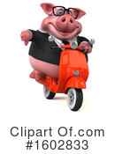 Pig Clipart #1602833 by Julos