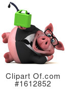 Pig Clipart #1612852 by Julos