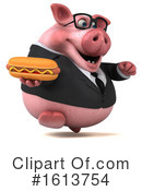 Pig Clipart #1613754 by Julos