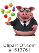 Pig Clipart #1613761 by Julos