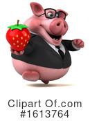 Pig Clipart #1613764 by Julos