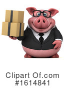 Pig Clipart #1614841 by Julos