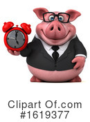 Pig Clipart #1619377 by Julos