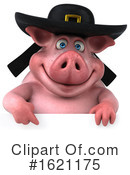 Pig Clipart #1621175 by Julos