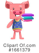 Pig Clipart #1661379 by Morphart Creations