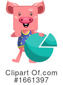 Pig Clipart #1661397 by Morphart Creations