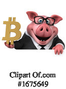 Pig Clipart #1675649 by Julos