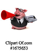 Pig Clipart #1675653 by Julos
