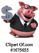 Pig Clipart #1675655 by Julos