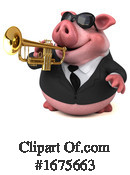 Pig Clipart #1675663 by Julos