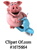Pig Clipart #1675664 by Julos
