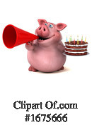 Pig Clipart #1675666 by Julos