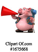 Pig Clipart #1675668 by Julos
