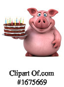 Pig Clipart #1675669 by Julos