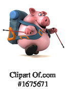 Pig Clipart #1675671 by Julos